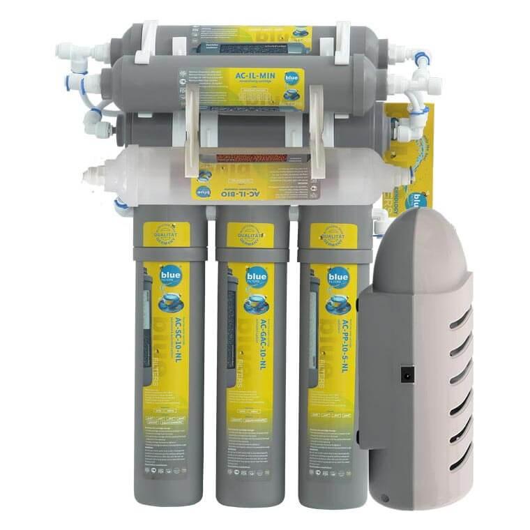 Filtru de apa RO7 New Line cu pompă de presiune