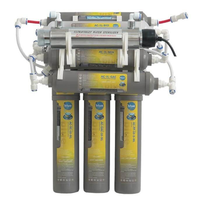 Filtru de apa RO8 New Line cu lampa UV