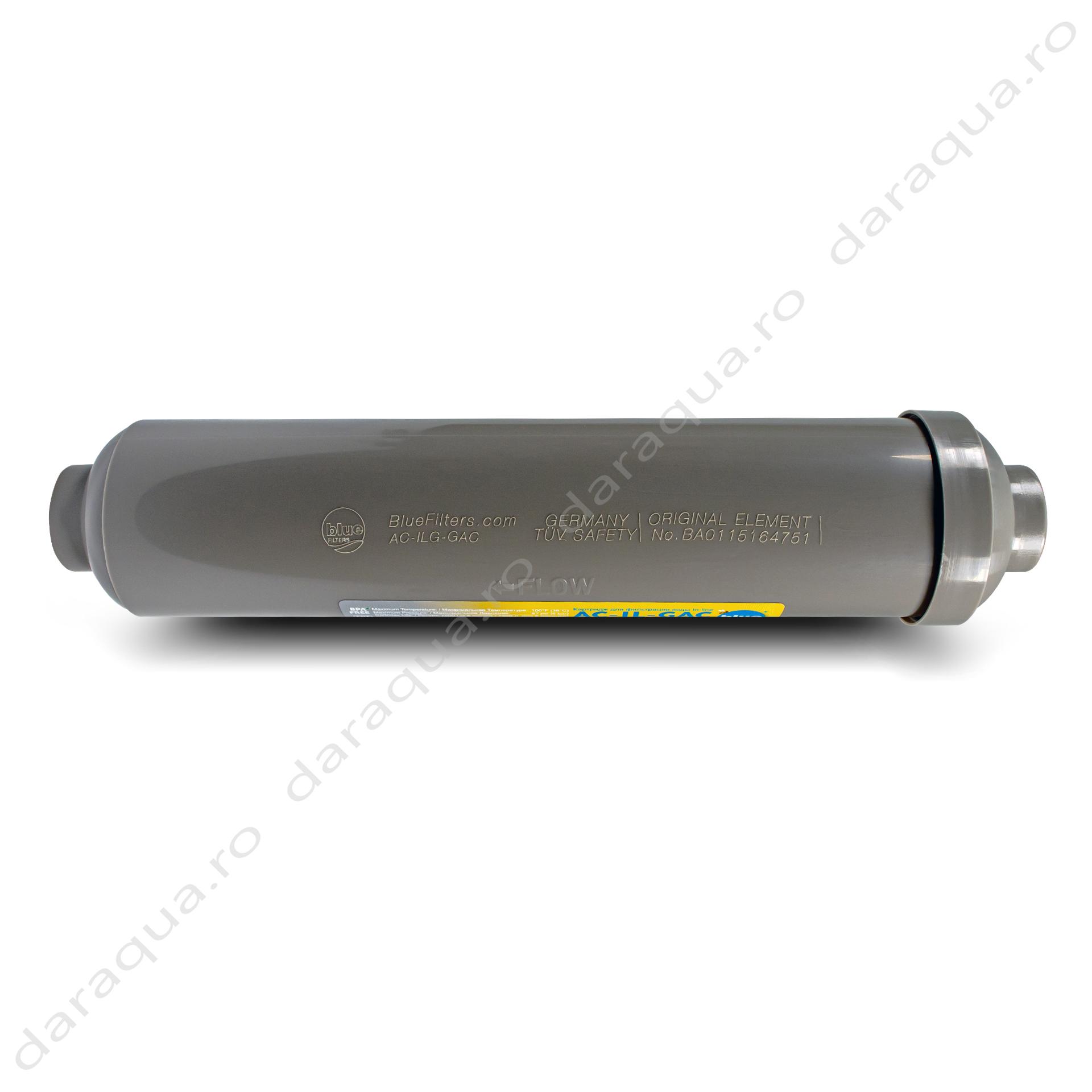 Cartus Carbon Inline BPA free