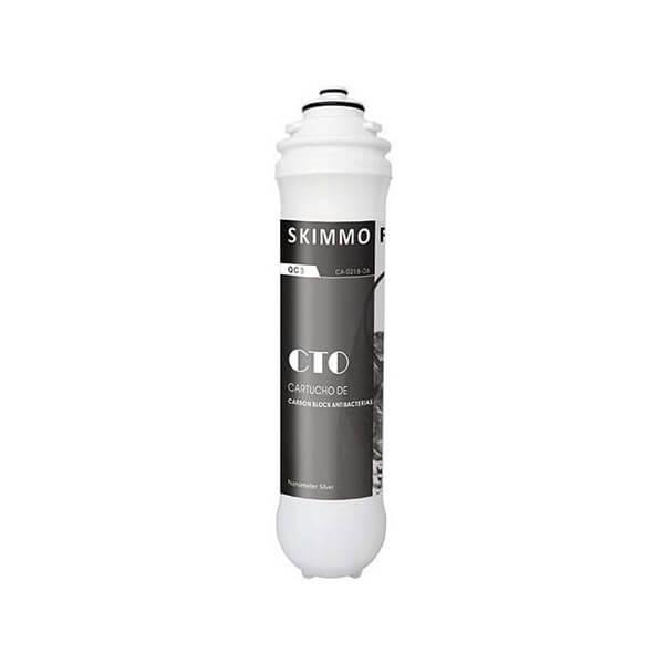 Filtru Cartus CTO Nanosilver QC3