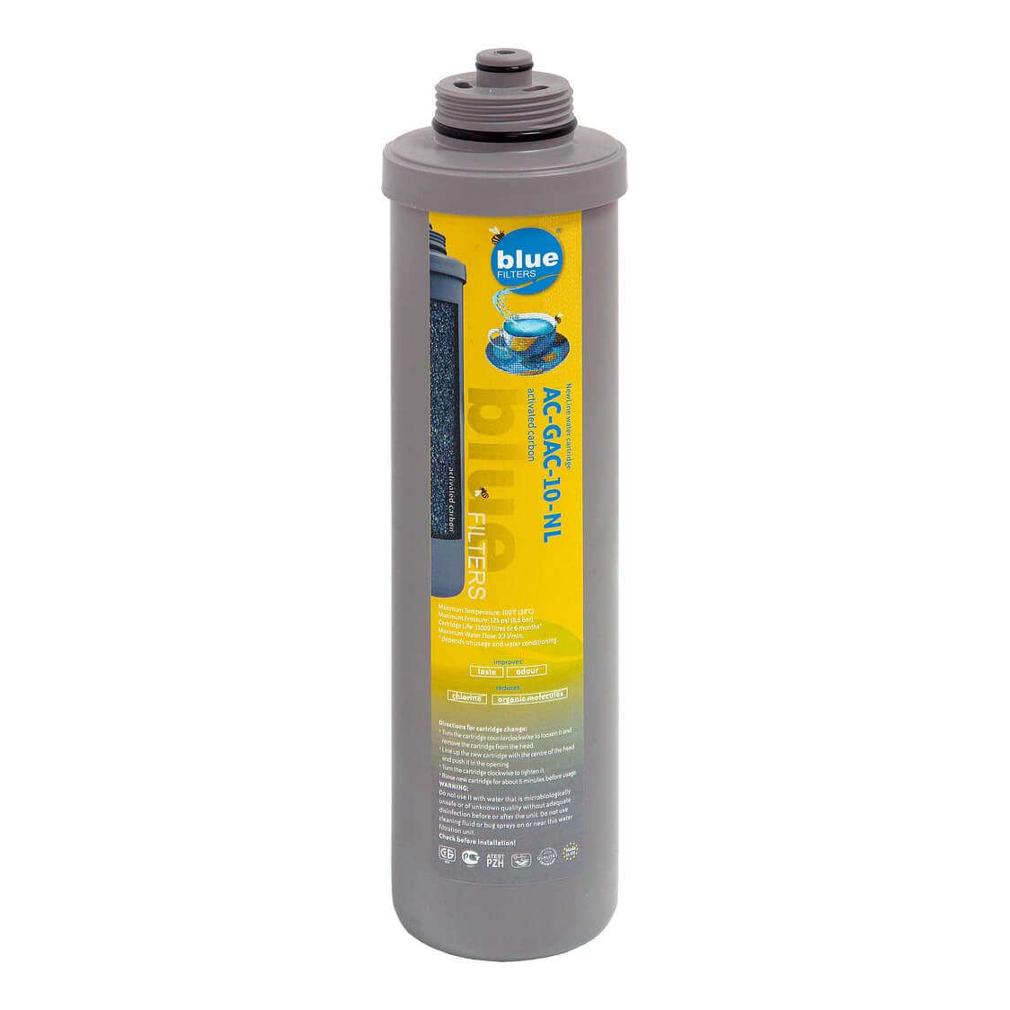 Cartus filtru apa carbune granular New Line AC GAC 10 NL