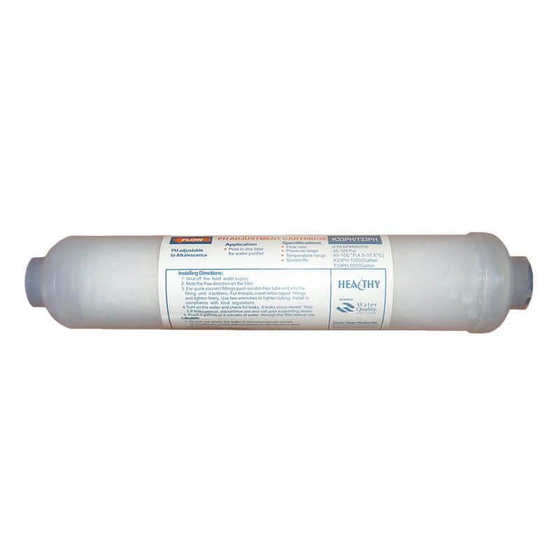 Cartus filtru apa pentru cresterea ph-ului - Inline