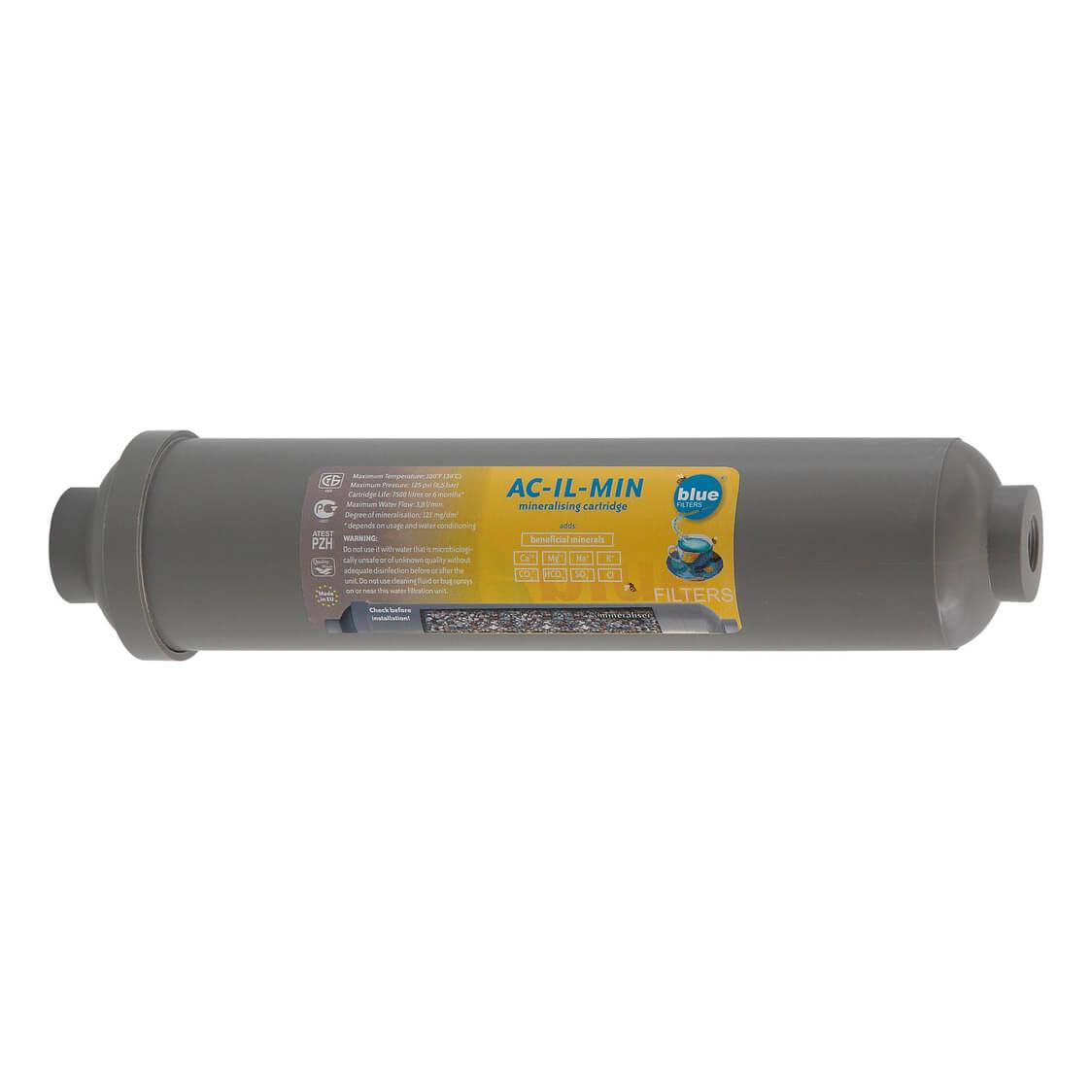 Filtru apa Cartus mineralizator In Line Grey AC-IL-MIN