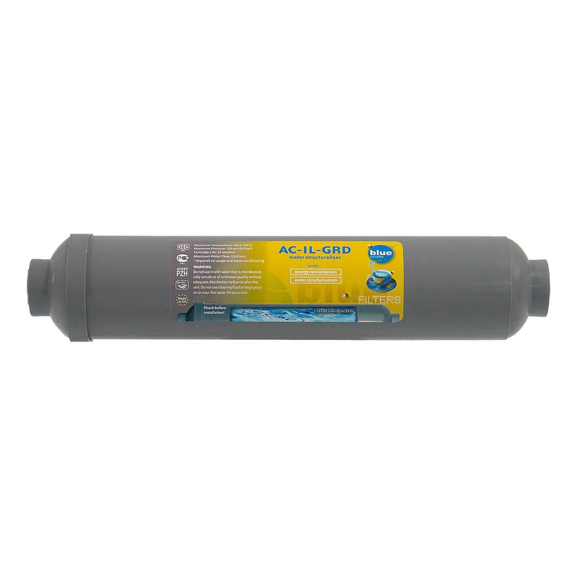Filtru apa - Cartus structurizator Grey AC-IL-GRD