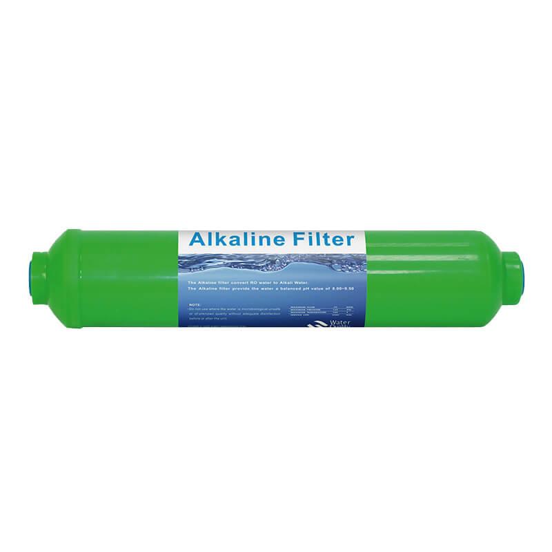 Filtru apa Alkalis - pentru o apa alcalinizata
