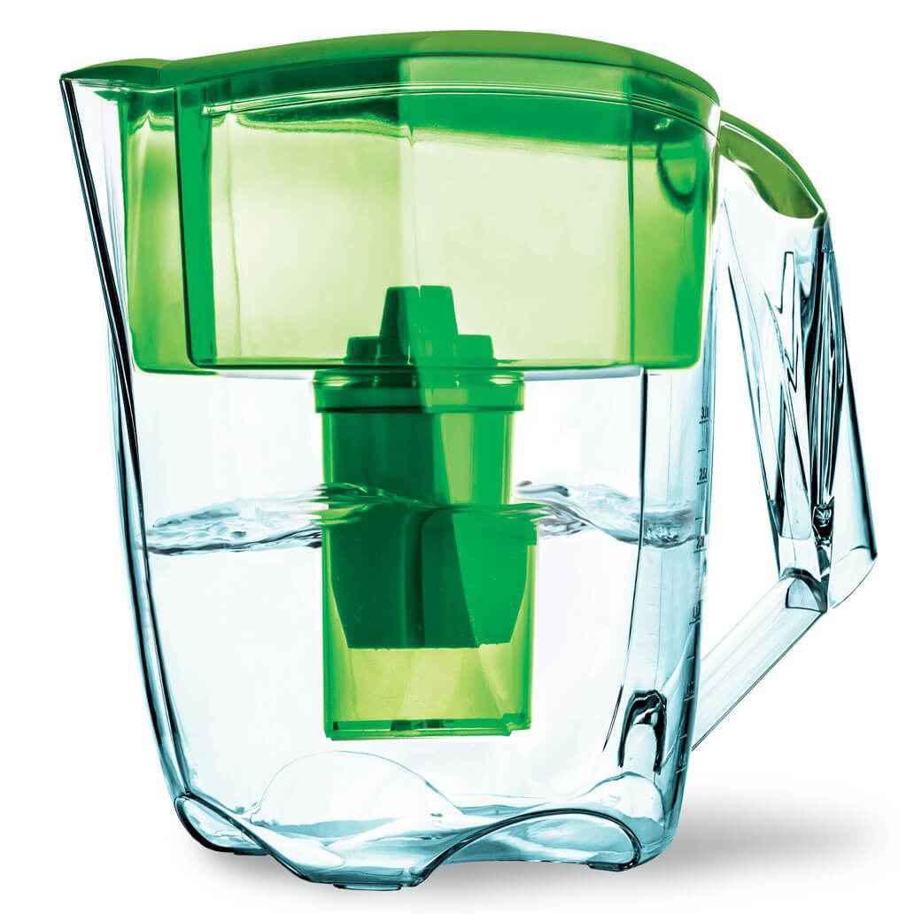 Cana filtranta apa Ecosoft Green