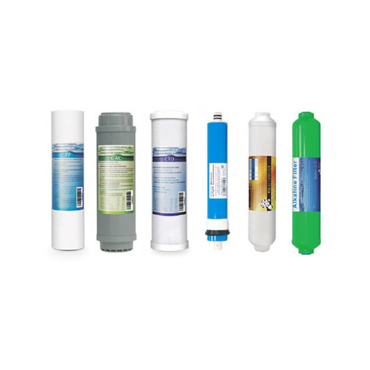 Filtre apa pentu sistemul Alkalis