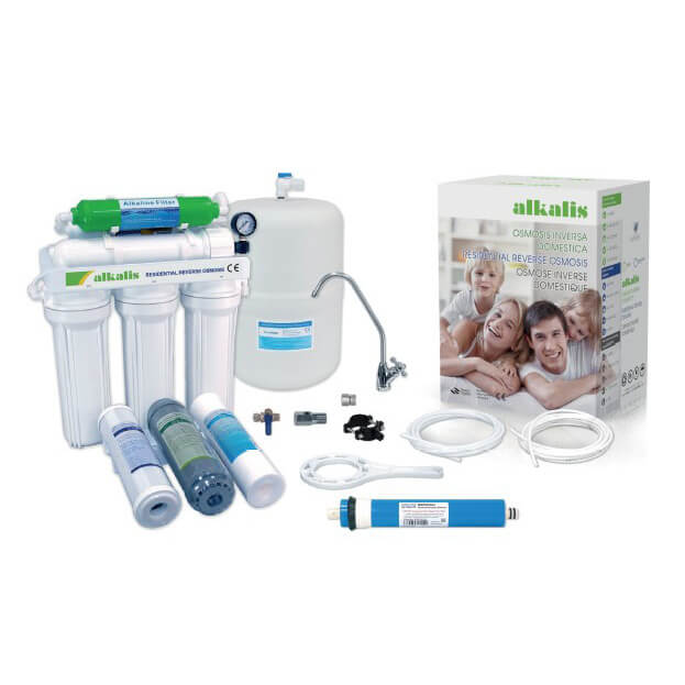 Filtru apa pentru apa alcalina - Sistem Alkalis
