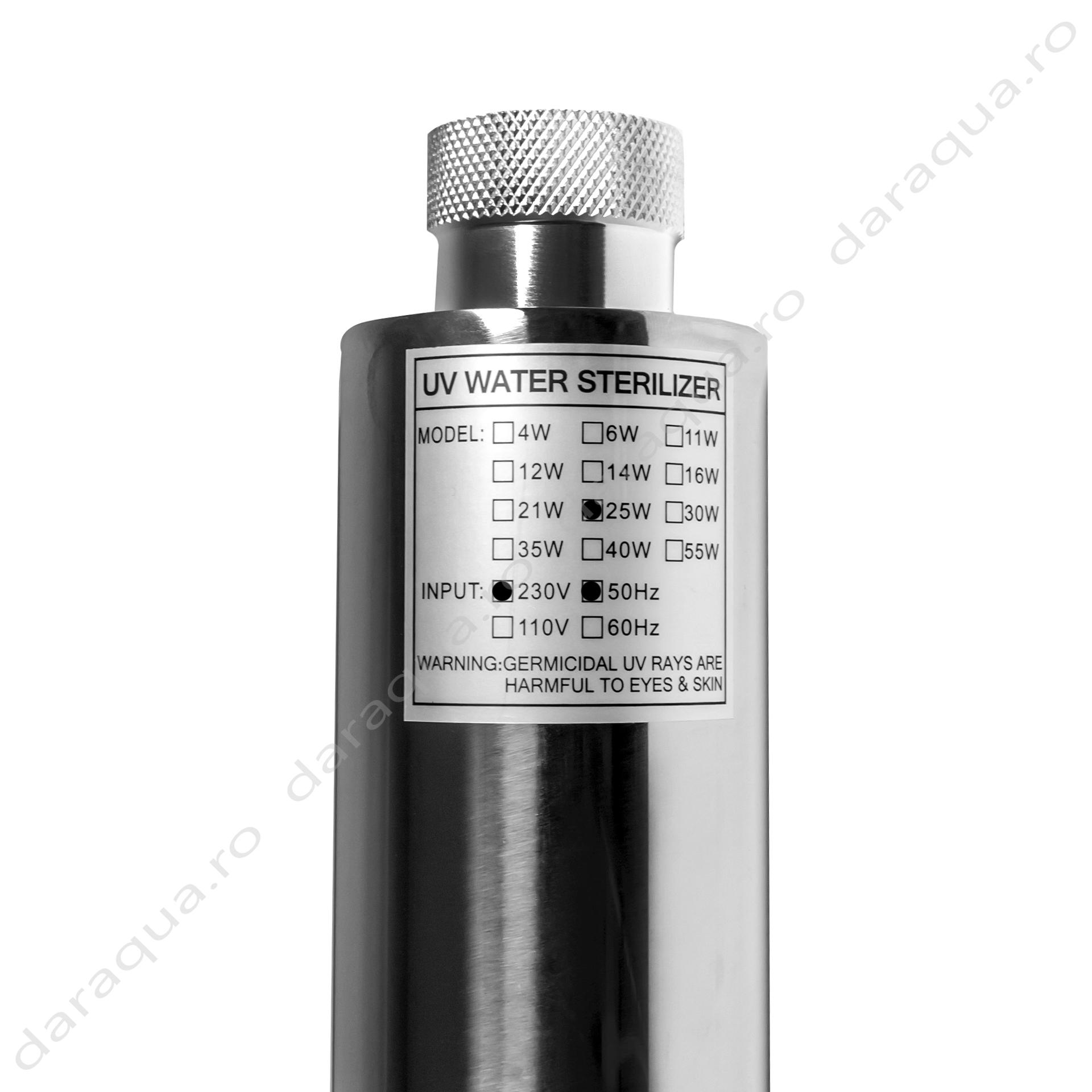 Sterilizator UV 25W