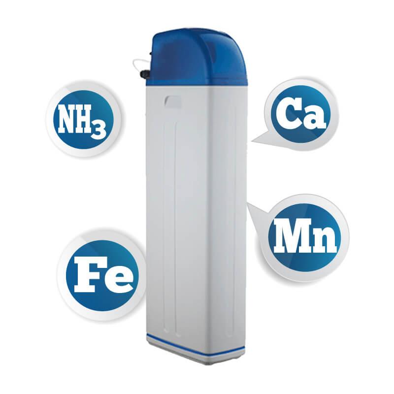 Sistem Multitratare Ecomix N100