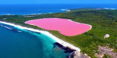 Lacul Hilier Australia