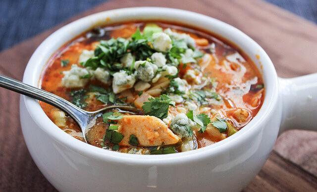 Supa pentru hidratarea organismului