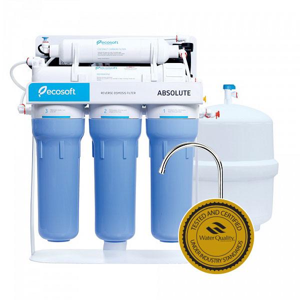 Sistem de filtrare Absolute RO5 osmoza-inversa