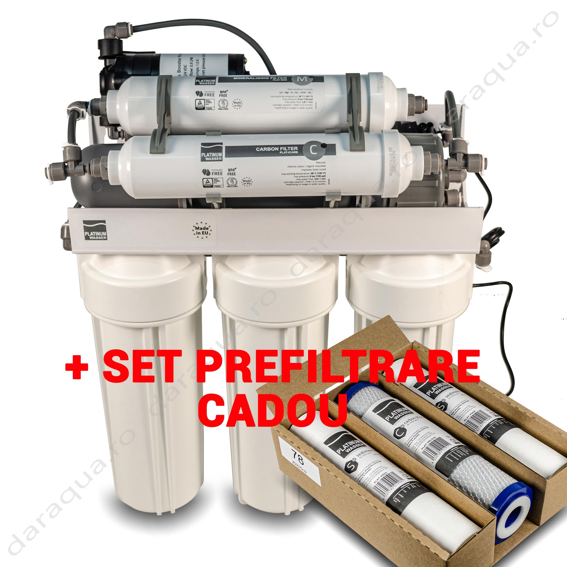 Ultra6 cu pompa de presiune + CADOU