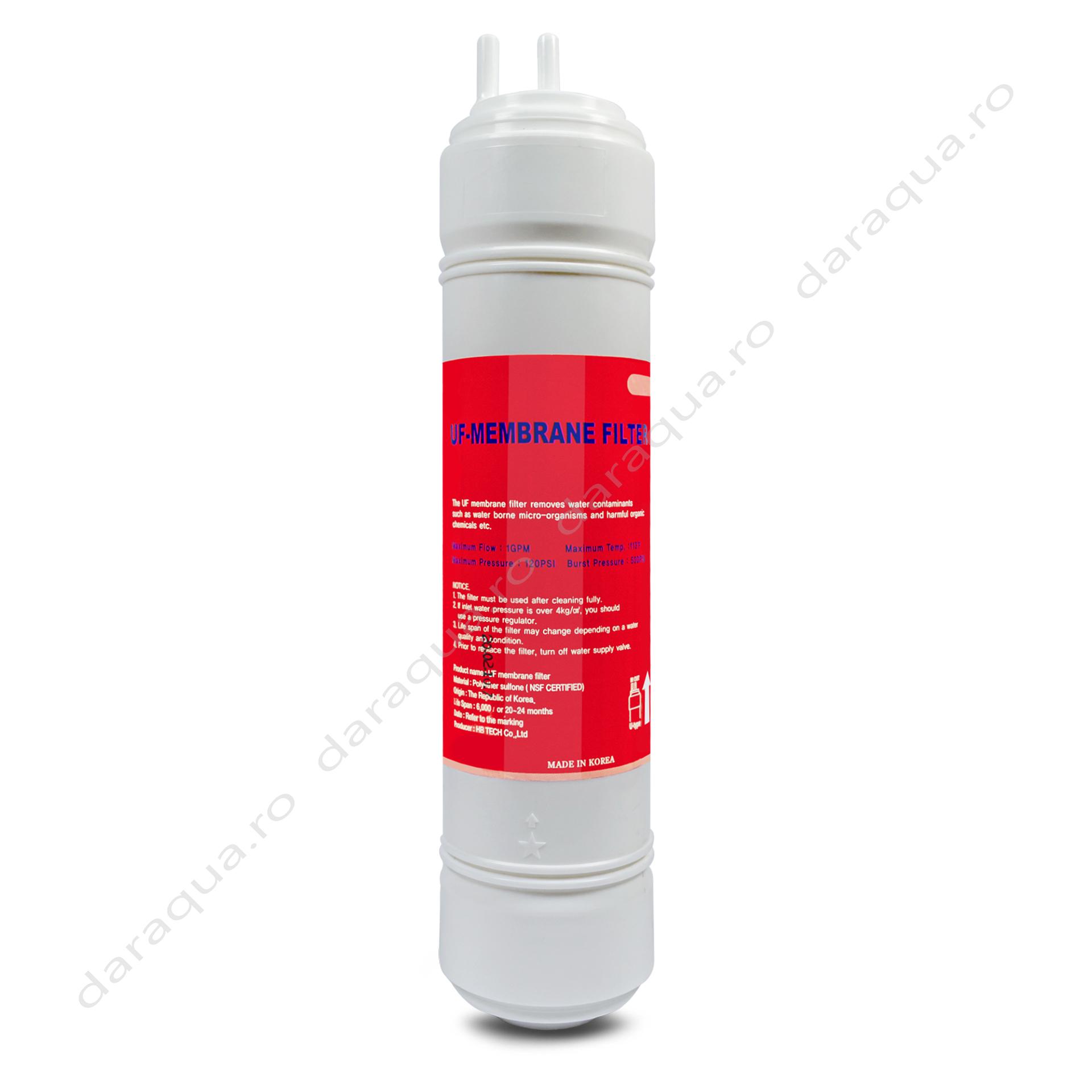 Membrană Ultrafiltrare Korea - 0.1 microni